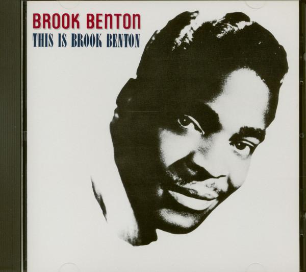 This Is Brook Benton (CD)