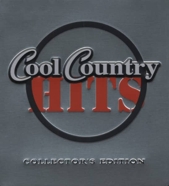 Cool Country Hits - Collector's Steelbox 3-CD