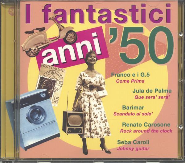 I Fantastici Anni '50 Vol.1 (CD)