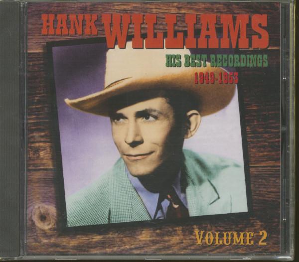 His Best Recordings - 1949-53, Vol.2 (CD)