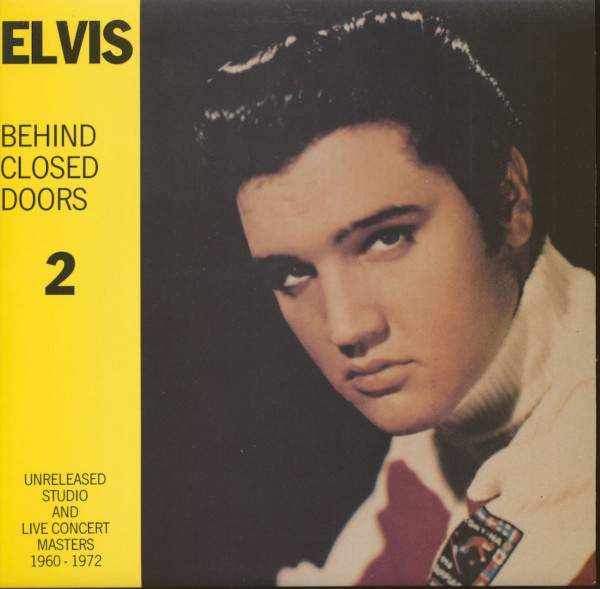 Behind Closed Doors Vol.2 (10inch LP)