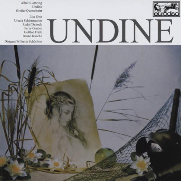 Undine 1963 (Lisa Otto, Rudolf Schock, Gottlo