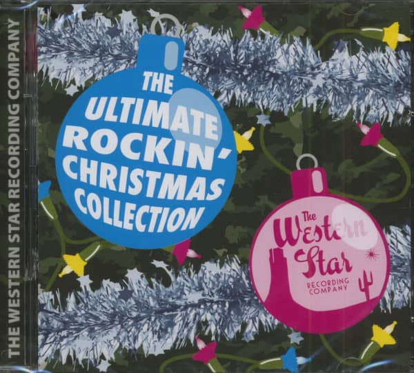 The Ultimate Rockin' Christmas Collection (2-CD)