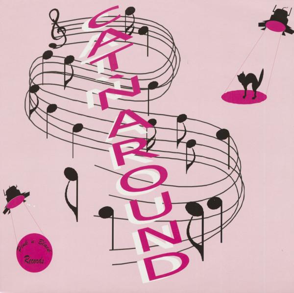 Cat'n Around (LP)