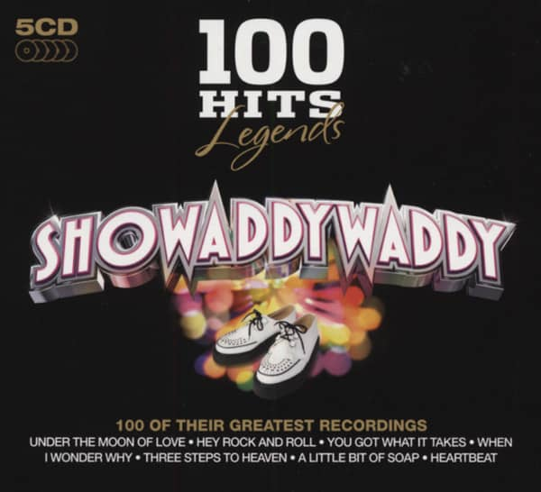 100 Hits - Legends (5-CD)