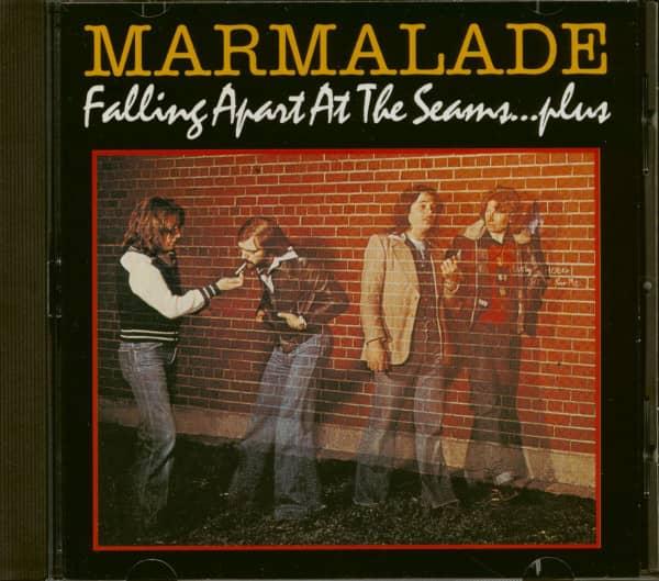 Falling Apart At The Seams (CD)