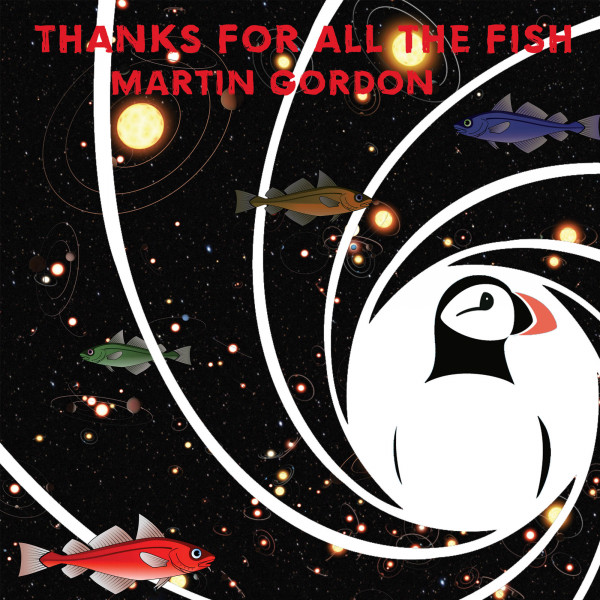 Thanks For All The Fish (CD)