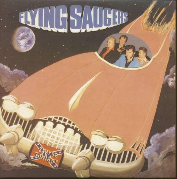 Flying Tonight (CD)
