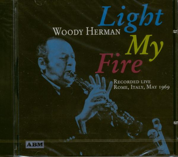 Light My Fire (CD)