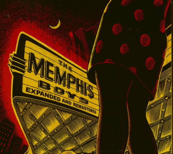 The Memphis Boys (CD, Expanded, Rmst.)