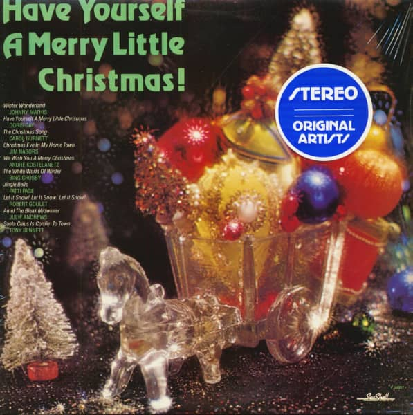 Have Yourself A Merry Little Christmas (LP)