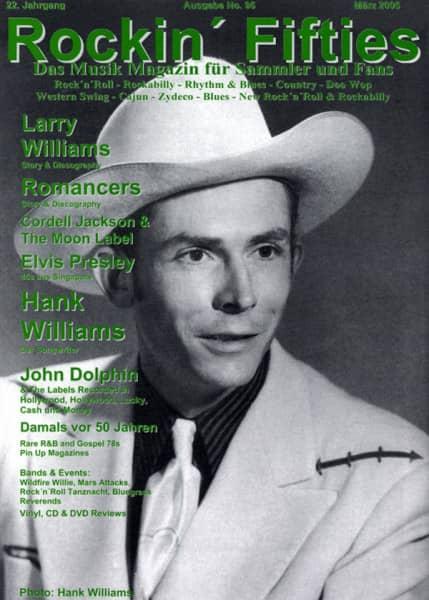 Nr. 95 - Musikmagazin März 2005
