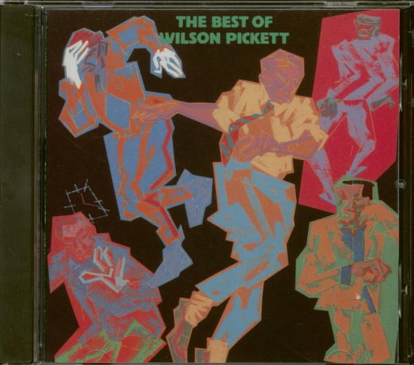 The Best Of Wilson Pickett (CD)