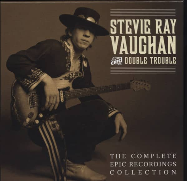 Complete Epic Recordings Collection (12-CD)