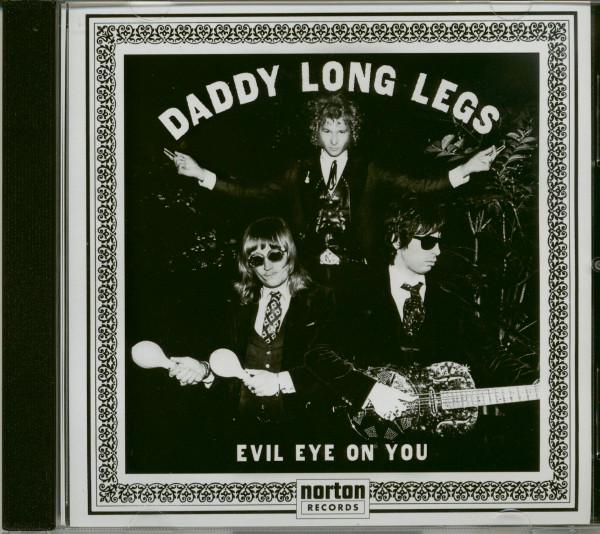 Evil Eye On You (CD)