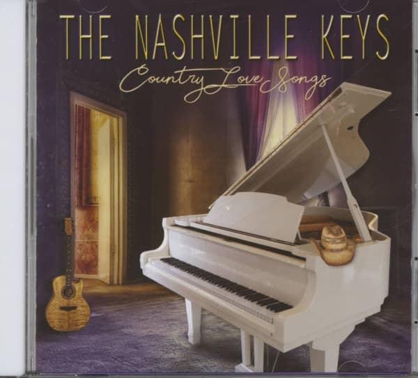 Country Love Songs (CD)