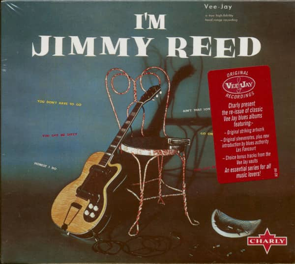 I'm Jimmy Reed (CD)