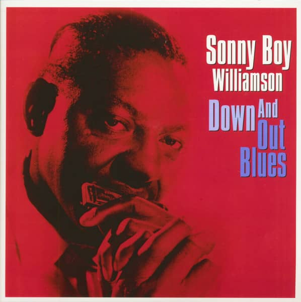 Down And Out Blues (LP, 180g Vinyl)