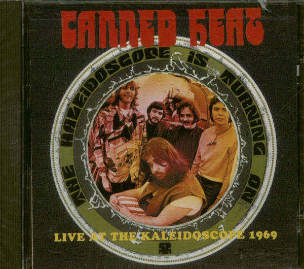 Live At The Kaleidoscope 1969 (CD)