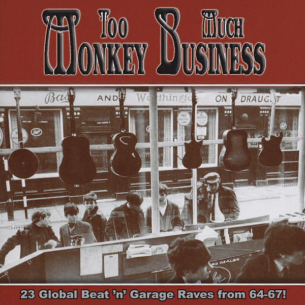 Too Much Monkey Business