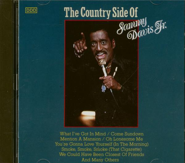 The Country Side Of Sammy Davis Jr. (CD)