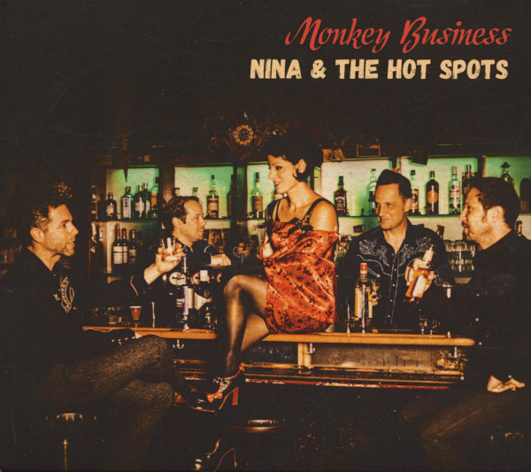 Monkey Business (CD)