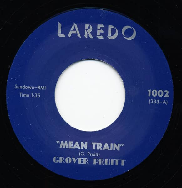 Mean Train - Fool For You Baby 7inch, 45rpm