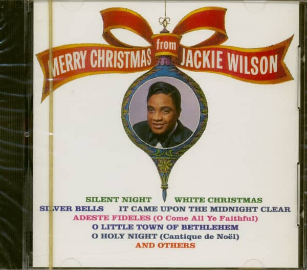 Merry Christmas From Jackie Wilson (CD)