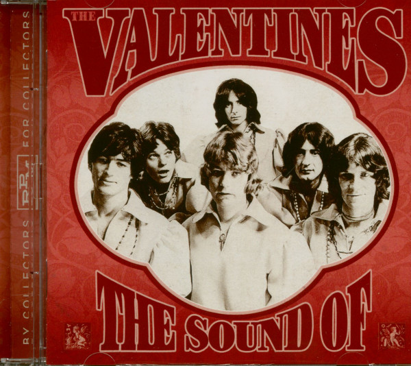 The Sound Of The Valentines (CD)