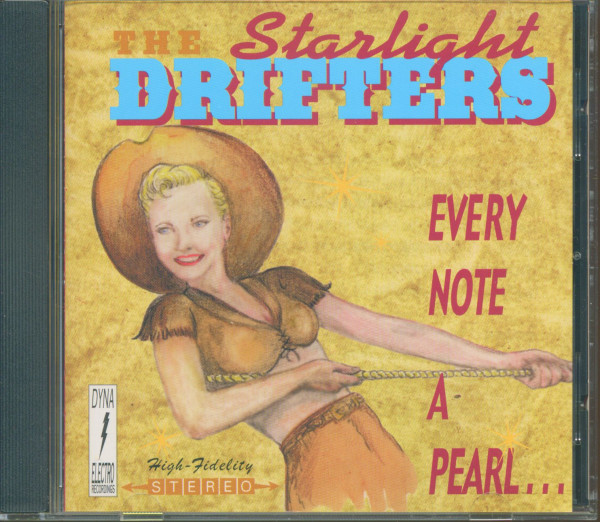 Every Note A Pearl (CD)