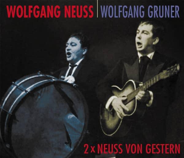 Zweimal Neuss von Gestern (2-CD)