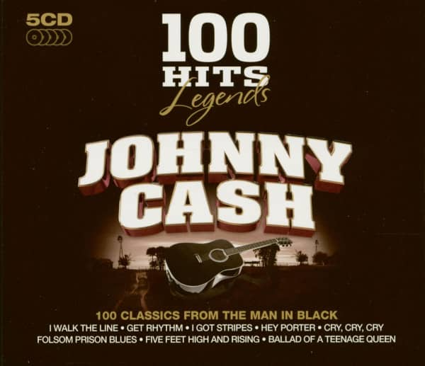 100 Hits Legends (5-CD)