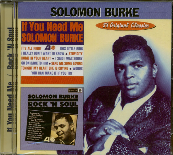 If You Need Me - Rock´n´Soul (CD)