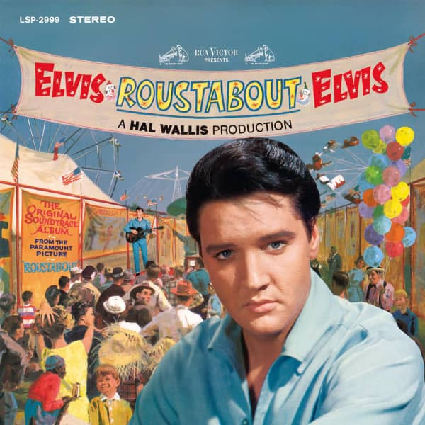 Roustabout (CD, 7inch Deluxe Edition)