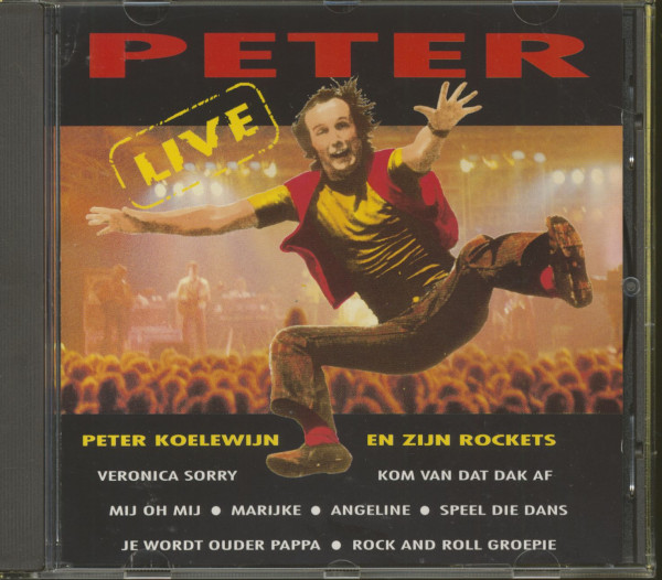 Peter - Live (CD)