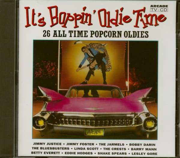It's Boppin' Oldie Time (CD)
