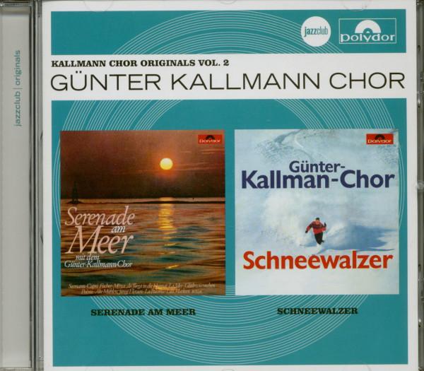 Kallmann Chor Originals Vol.2 (CD)