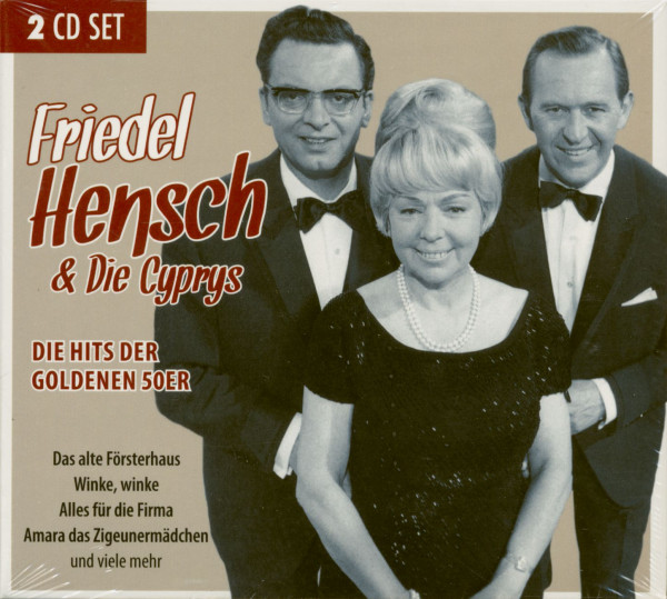Die Hits Der Goldenen 50er (2-CD)