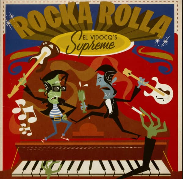 Rocka Rolla (LP+CD)