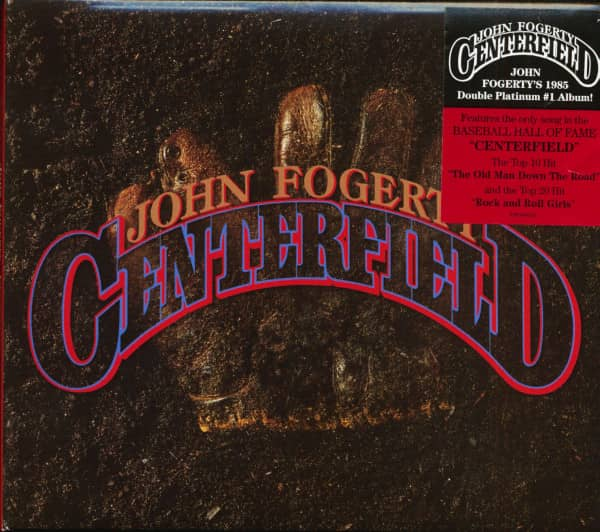 Centerfield (CD)