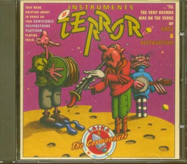 Instruments Of Terror (CD)