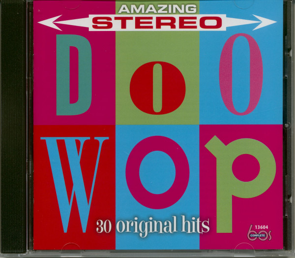 Amazing Stereo Doo Wop (CD)
