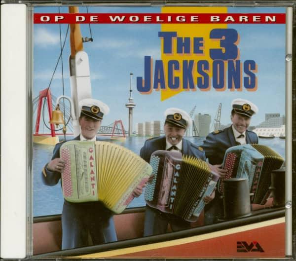 Op De Woelige Baren (CD)