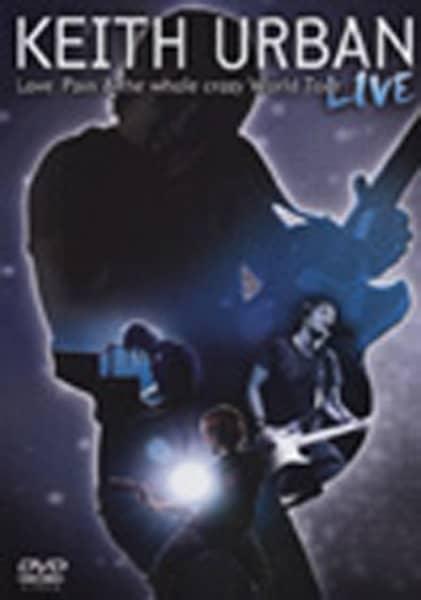 Love, Pain & The Whole Crazy World Tour (0)