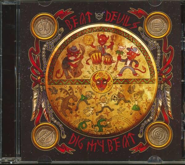Dig My Beat (CD)