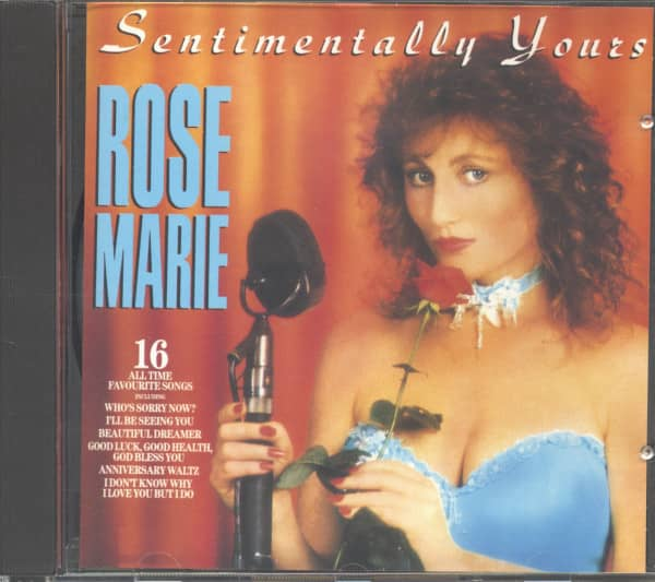Sentimentally Yours (CD)