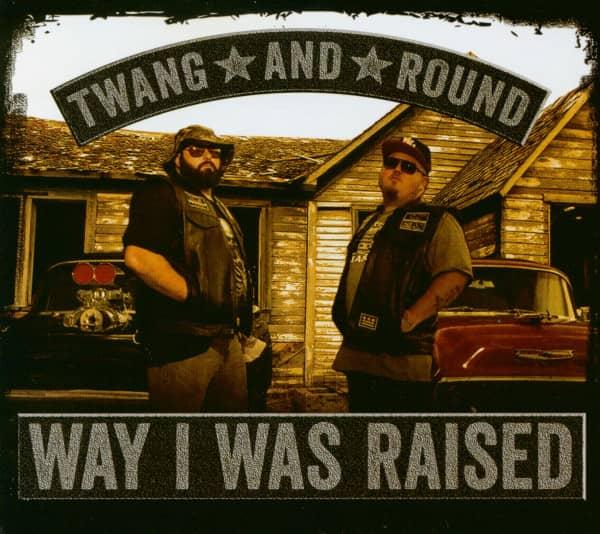 Way I Was Raised (CD)