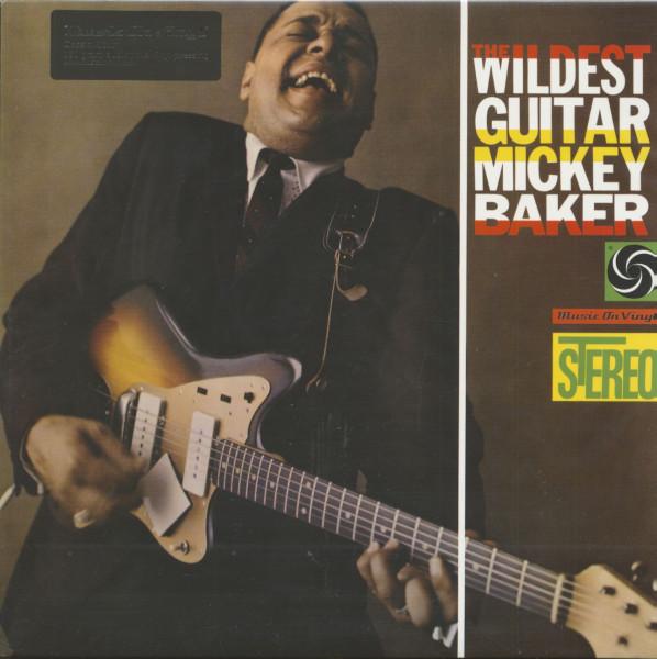 The Wildest Guitar (LP, 180g Vinyl)