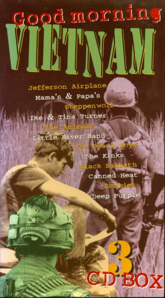 Good Morning Vietnam (3-CD Longbox)