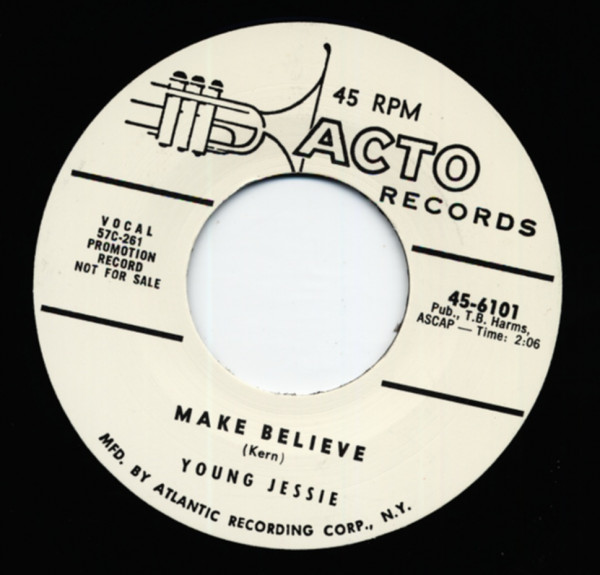 Make Believe b-w Shuffle In The Gravel 7inch, 45rpm
